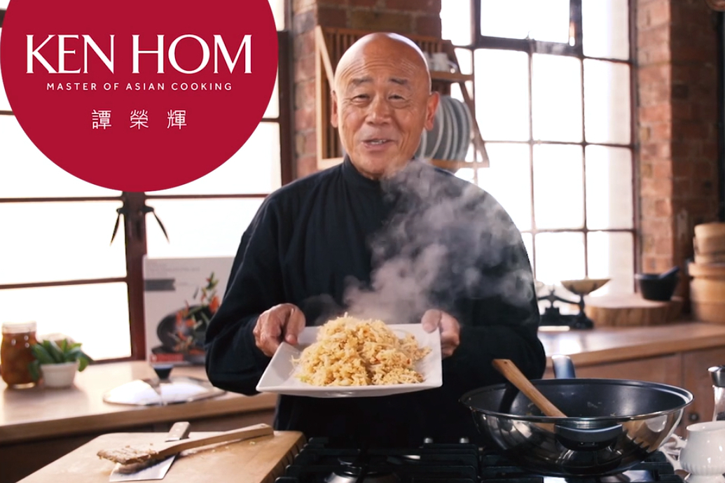 Opinia o ostrzałce do noży – Ken Hom Mistrz Kuchni Azjatyckiej