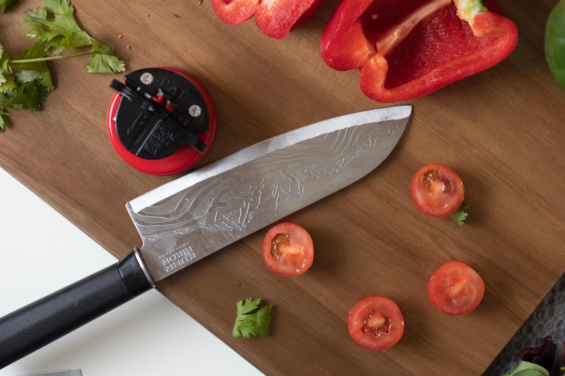 Ostrzałka do noży profesjonalnych