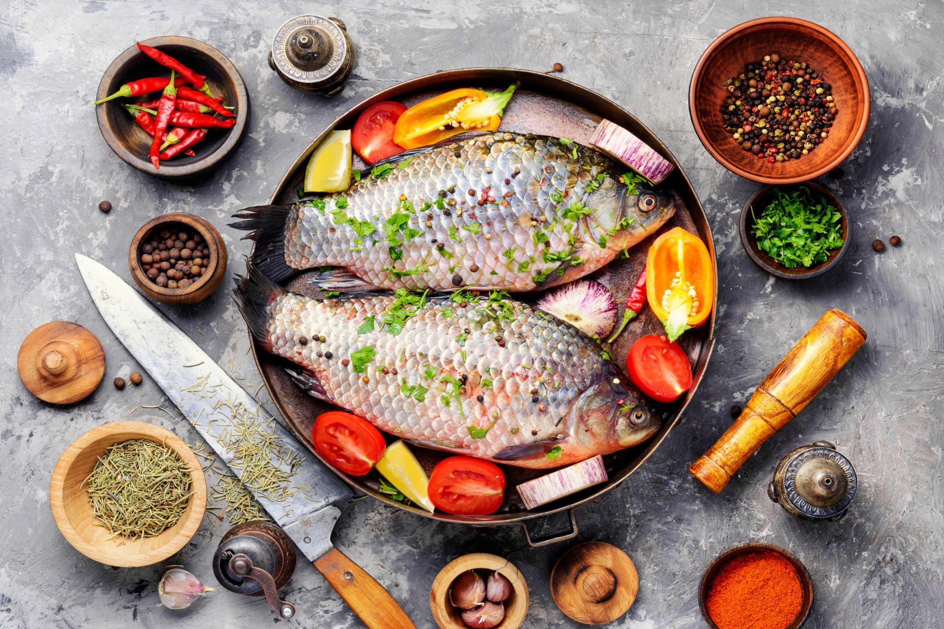 nóż do ryb