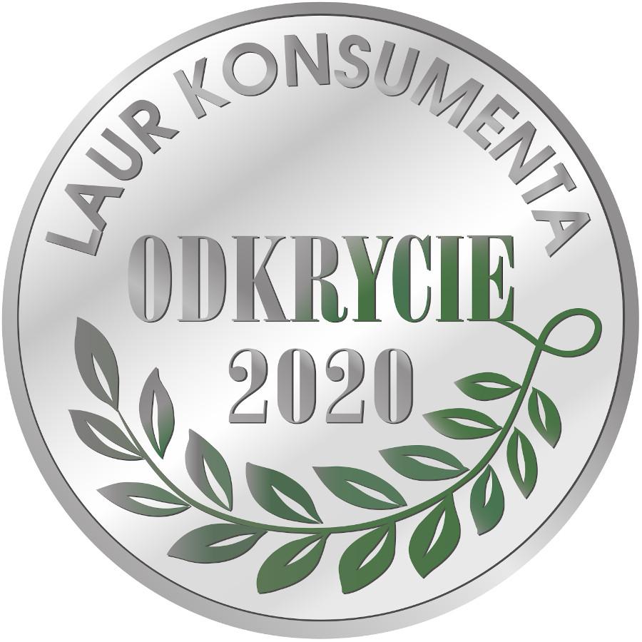 Laur Konsumenta Odkrycie roku 2020