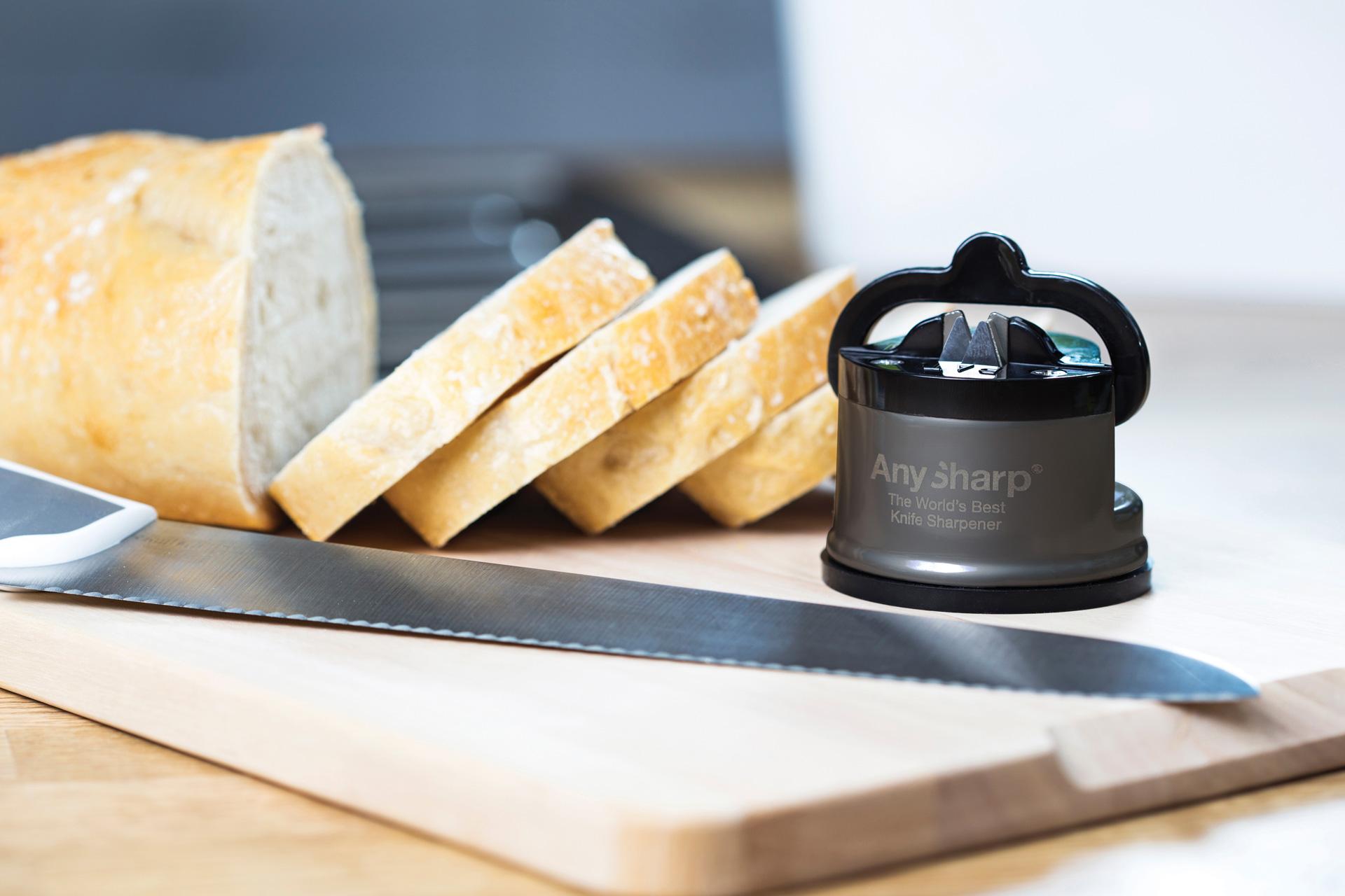 Ząbkowany nóż do chleba